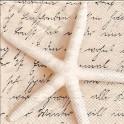 Guardanapo Starfish