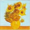 Guardanapo Van Gogh - Sunflowers