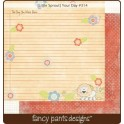 Papel Fancy Pants - Little Sprout - Your Day