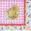 Guardanapo Lillebi Flower