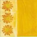 Guardanapo A Summer Day yellow