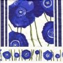 Guardanapo Flores Azuis