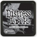 Mini Almofada de Tinta Distress - Black Soot