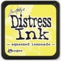 Mini Almofada de Tinta Distress - Squeezed Lemonade